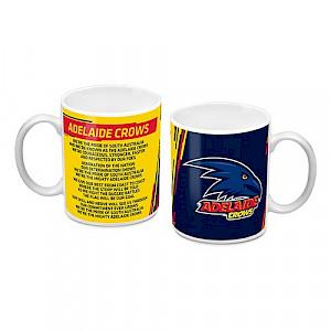 Adelaide Crows Ceramic Mug
