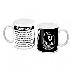Collingwood Magpies Ceramic Mug
