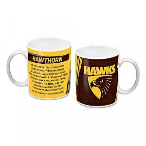Hawthorn Hawks Ceramic Mug