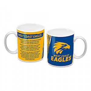 West Coast Eagles Ceramic Mug