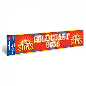 Gold Coast Suns Bumper Sticker