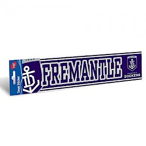 Fremantle Dockers Bumper Sticker