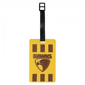 Hawthorn Hawks Luggage Tag