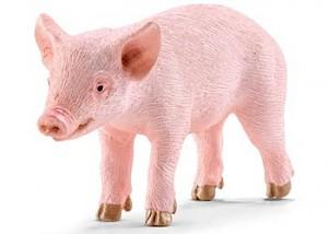 Schleich - Piglet Standing