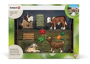 SC21052 Schleich - Children's Farm Playset
