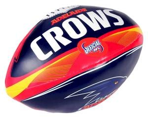 "Adelaide Crows 6"" Soft Footy"