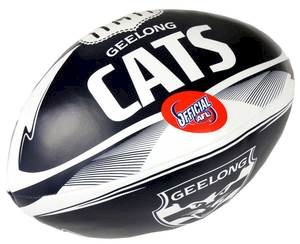 "Geelong Cats 6"" Soft Footy"