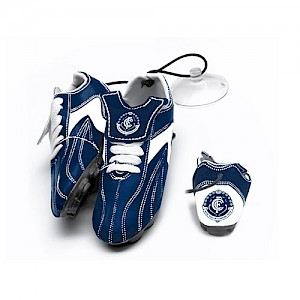 Carlton Blues Suction Boots