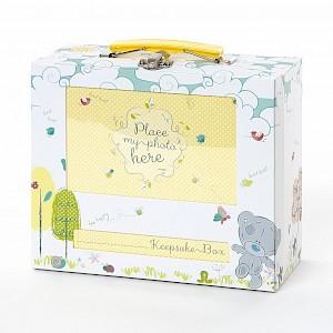 Tiny Tatty Teddy Keepsake Box