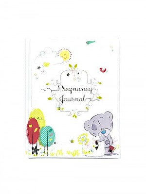Tiny Tatty Teddy Pregnancy Journal
