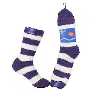 Fremantle Dockers Bed Socks