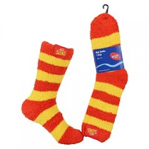 Gold Coast Suns Bed Socks