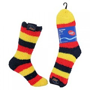 Adelaide Crows Bed Socks