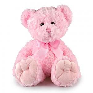 34cm Max Bear - Pink