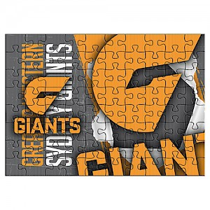 Greater Western Sydney Giants 48 Piece Lenticular Puzzle
