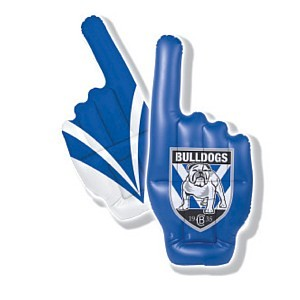 Canterbury-Bankstown Bulldogs Inflatable Hand