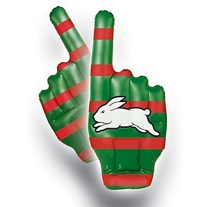 South Sydney Rabbitohs Inflatable Hand