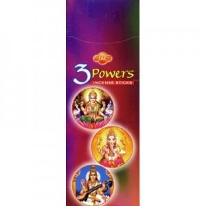 Sandesh - 3 Powers Incense Sticks