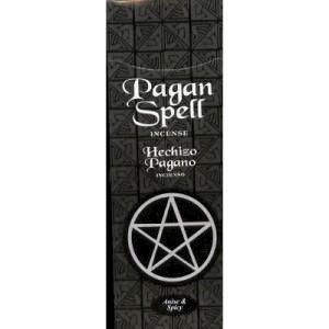 Sandesh - Pagan Spell Incense Sticks