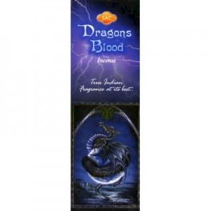 Sandesh - Dragons Blood Incense Sticks