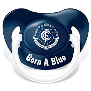 Carlton Blues Baby Dummy