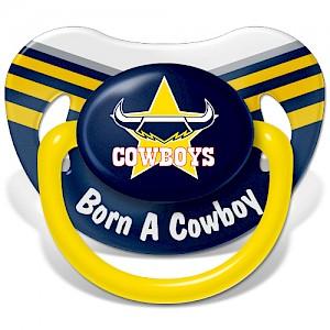 North Queensland Cowboys Baby Dummy