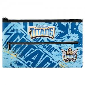 Gold Coast Titans Pencil Case