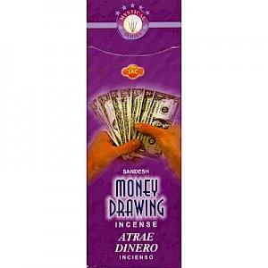 Sandesh - Money Drawing Incense Sticks