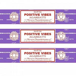 Nag Champa - Positive Vibes Incense Sticks