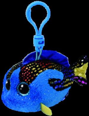 Beanie Boo Clip On - Aqua