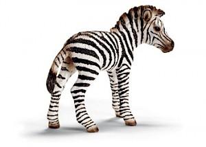 SC14393 Schleich – Zebra foal