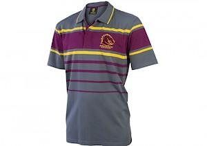 Brisbane Broncos Polo -Size L