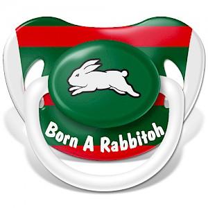 South Sydney Rabbitohs Baby Dummy