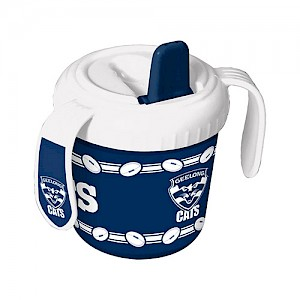 Geelong Cats Infant Sipper Cup