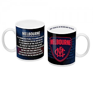 Melbourne Demons Coffee Mug