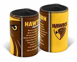 Hawthorn Hawks Can Cooler