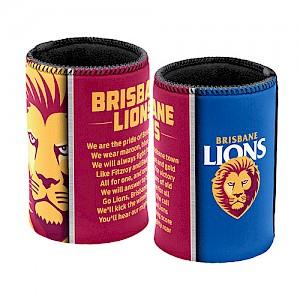Brisbane Lions Team Song Can Cooler