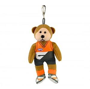 GWS Giants BK Keyclip