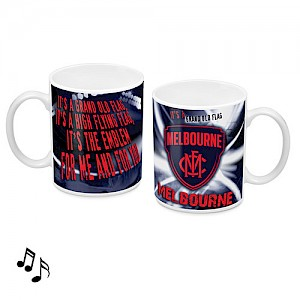 Melbourne Demons Musical Mug