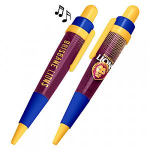 Brisbane Lions Musical Pen