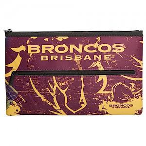 Brisbane Broncos Pencil Case