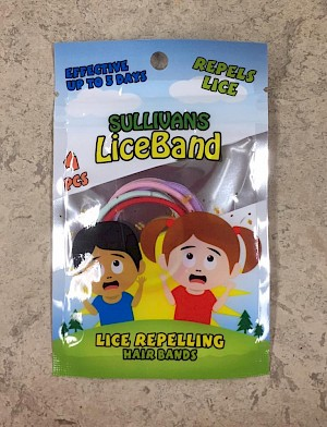 Lice Hair Bands
