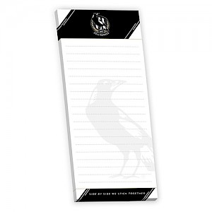 Collingwood Magpies Magnetic Shopping List