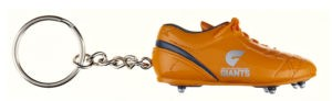 Greater Western Sydney Giants Boot Key Ring