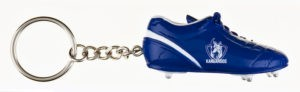 North Melbourne Kangaroos Boot Key Ring