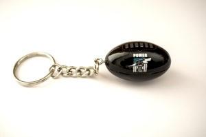 Port Adelaide Power Ball Key Ring