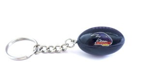 Adelaide Crows Ball Key Ring