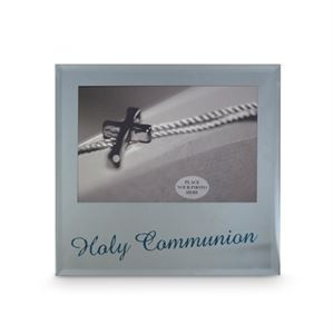 Holy Communion Frame - Blue