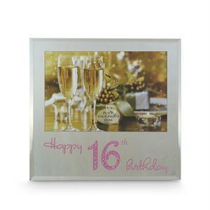 Happy 16th Birthday Frame