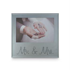 Mr & Mrs Wedding/Engagement Frame